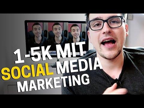 Social Media Marketing – Wie Du Social Media Marketing Klienten Gewinnst Die Dir 2k Pro Monat Zahlen