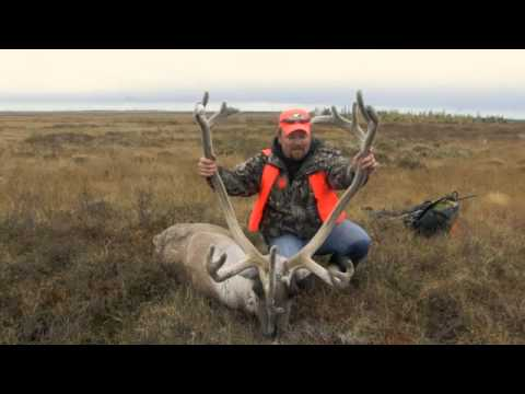 Caribou Hunting In Northern Manitoba