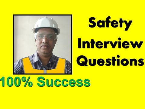 safety officer interview questions and answers / safety officer interview questions for fresher/ EHS