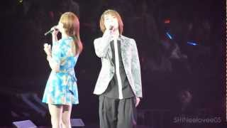 [CLOSEUP/FANCAM] 120520 Onew & Luna Can I Have this Dance (Onew Focus) @ SMTOWN LA, Honda Center