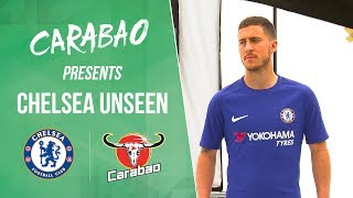 Behind The Scenes Access As The Champions Model The New Nike 2017/18 Kit! Unseen Special