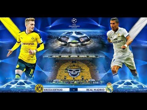 Borussia Dortmund V Real Madrid, Champions League Live Stream 27/09/2017