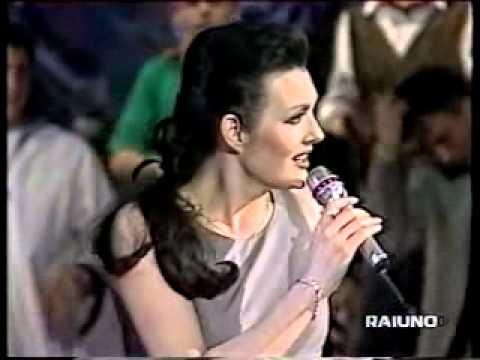 Anna Oxa Donna con te (Gran premio 1990)