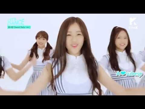Let's Dance: APRIL - Dream Candy [Sub español]
