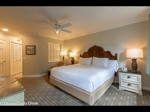 Disney's Old Key West Resort 2 Bedroom Villa Tour
