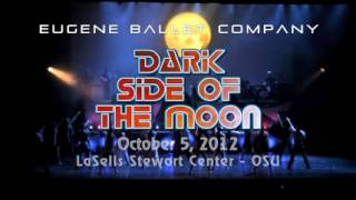 Eugene Ballet Presents Dark Side of the Moon in Corvallis