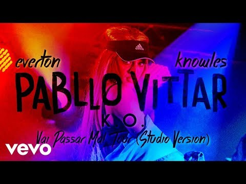 Pabllo Vittar - KO Vai Passar Mal Tour Studio