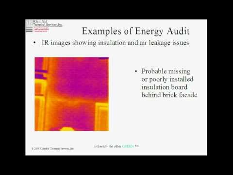 Building Applications of Infrared Thermography- at the Annual Meeting of NYSSPE 2009