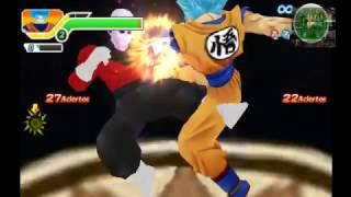 MG mangas: MODS DB SUPER TTT: EL Torneo de Zeno-sama.