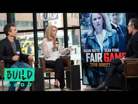 """Doug Liman & Valerie Plame Discusses """"Fair Game"""""""