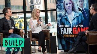 Doug Liman & Valerie Plame Discusses