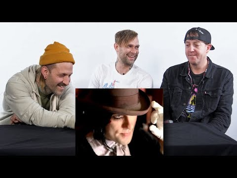 The Used React to Their Classic Music Videos