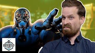 Thanos VS Darkseid Q&A | DEATH BATTLE Cast