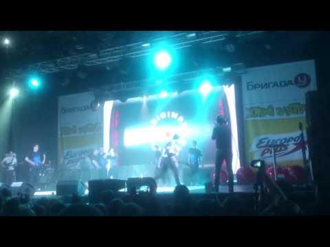 OBC Crew Moscow Breakdance на шоу Живой завтрак от радио Европа плюс и Бригады У