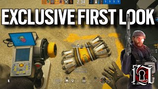 *FIRST LOOK* Crimson Heist and Flores Gameplay: Rainbow Six Siege