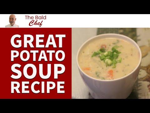Great Potato Soup Recipe