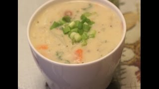 Great Potato Soup Recipe