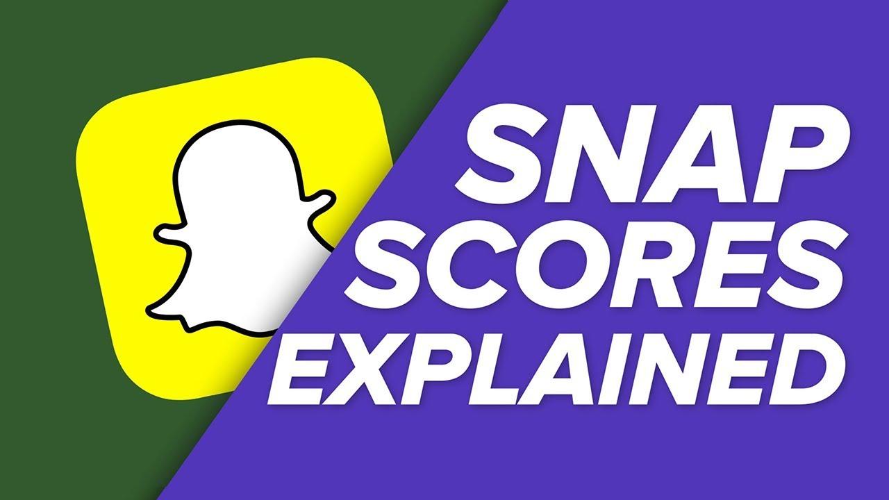 Snapchat score went down
