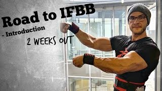 Allstars Athlet Tim // Road to IFBB -- 2 weeks out