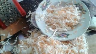 жаренные пирожки с капустой