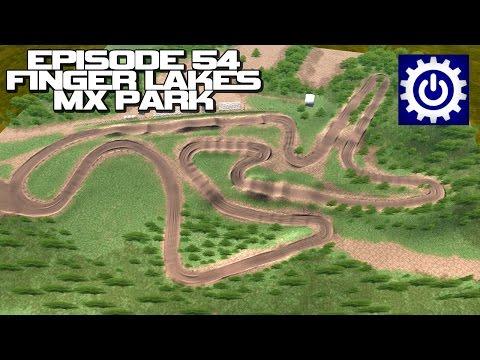 MX Simulator - Track Walk Ep. 54 - Finger Lakes MX Park