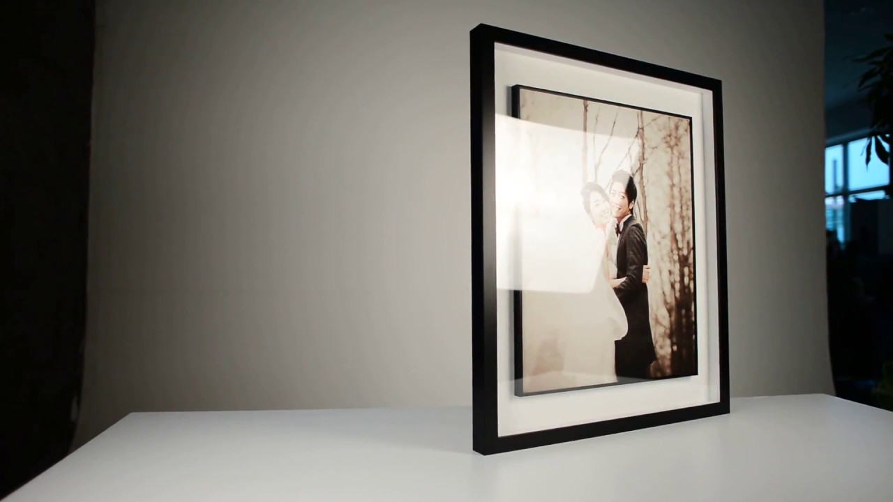 20x24 glass tube frame youtube jeuxipadfo Choice Image