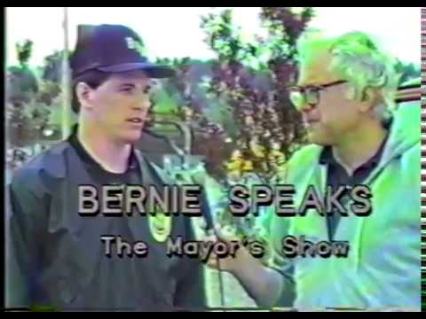Before fake news: Bernie Sanders warned in the 1980s TV media wanted to 'manipulate people's minds'