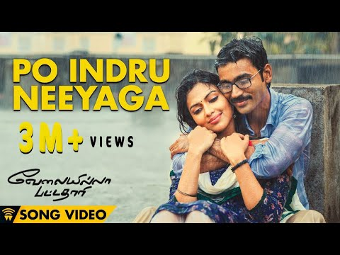 Po Indru Neeyaga - Velai Illa Pattadhaari Offical Full Song