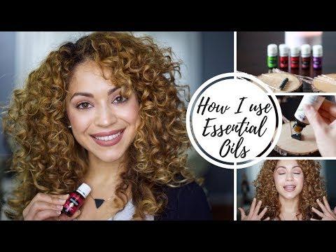 How I Use Essential Oils | Relax & De-Stress