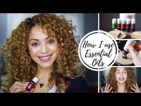 How I Use Essential Oils | Relax & De-Stress