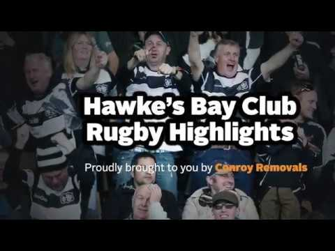 Conroy's HB Club Rugby Highlights - May 19, 2018