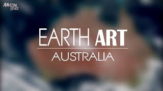 NASA Images:  Earth Art - Stunning images of  Australia from Space International Space Station ISS