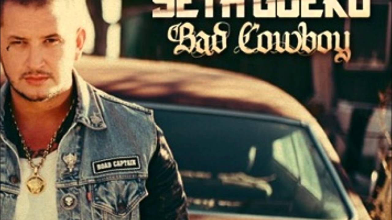 bad cowboy seth gueko