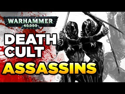 THE DEATH CULT ASSASSINS | WARHAMMER...