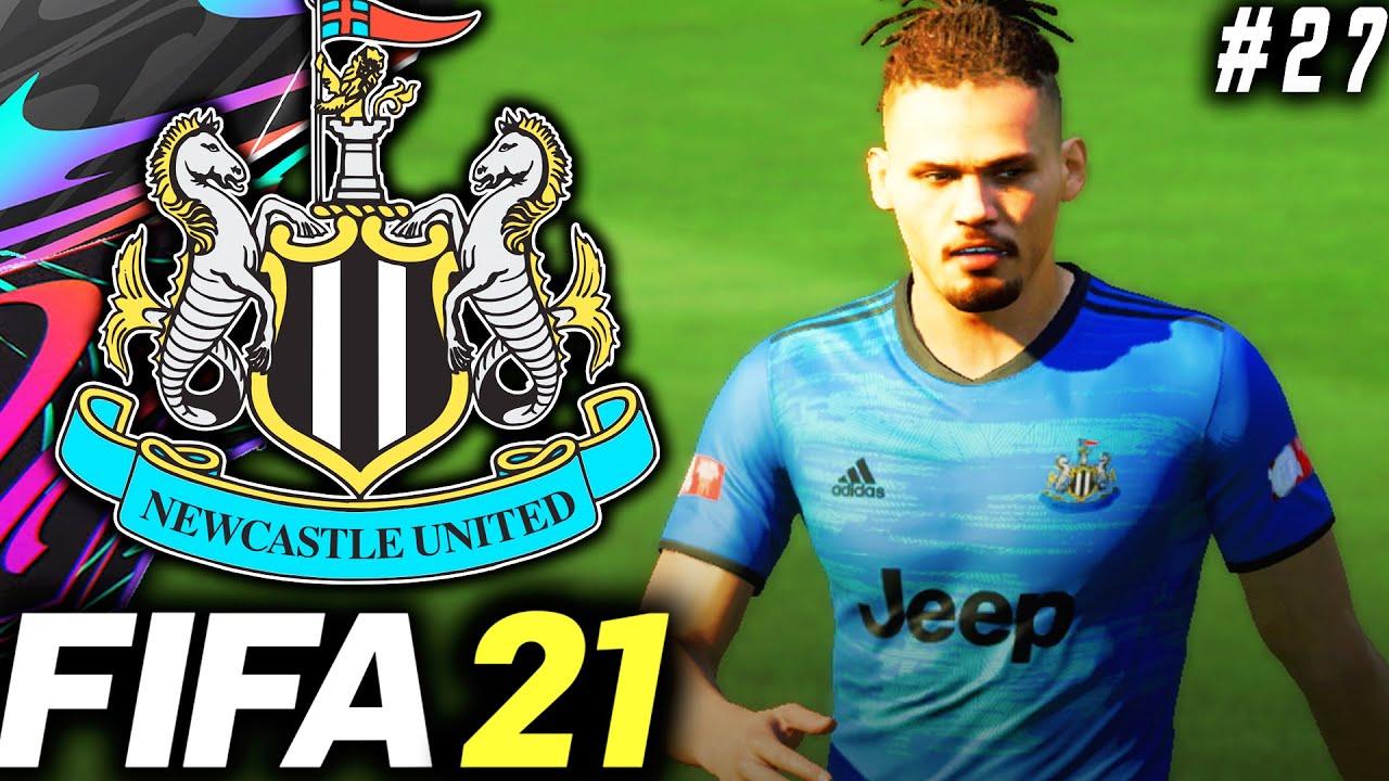 Download NEW SEASON, NEW KITS & ADIDAS DEAL!!✍️ - FIFA 21 Newcastle Career Mode EP27