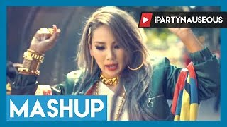 CL x BIGBANG - Lifted Loser (mashup)