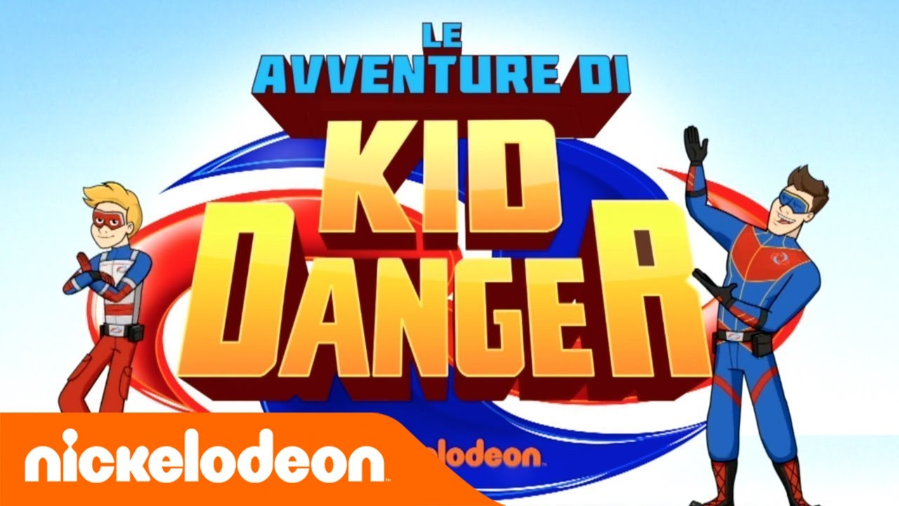 Le Avventure Di Kid Danger La Sigla Nickelodeon Italia Youtube