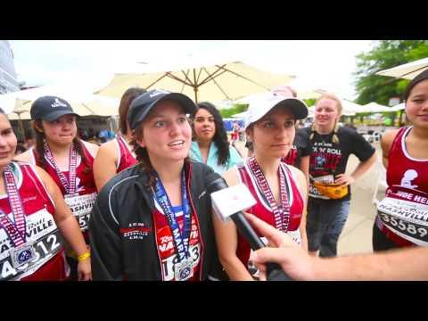 2016 St. Jude Rock 'n' Roll Nashville Marathon and Half Marathon Highlights