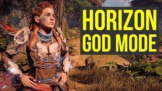 Horizon Zero Dawn New Update Makes Aloy UNKILLABLE (Horizon Zero Dawn Best Armor - Horizon 1.32)