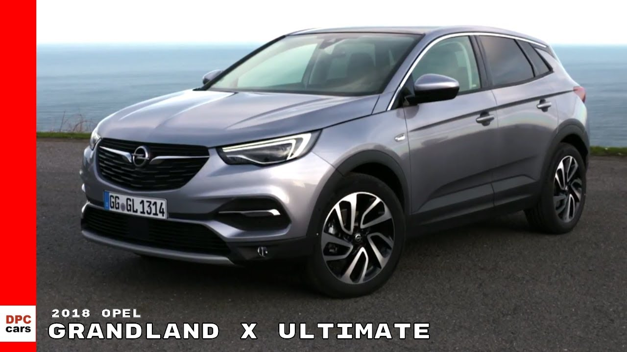 2018 opel grandland x ultimate youtube. Black Bedroom Furniture Sets. Home Design Ideas