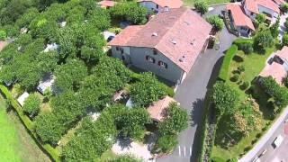 Camping La Petite Rhune à Sare, Pays Basque