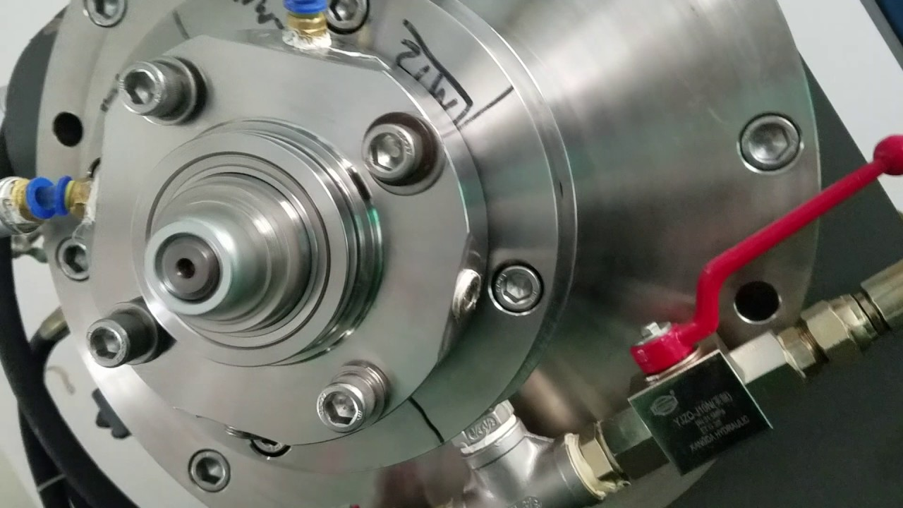 mechanical seal Testing