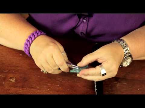 Beach Glass Jewelry Ideas : Bows & Craft Tips