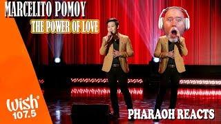 Pharaoh Reacts: Marcelito Pomoy - The Power Of Love - PHARAOHCLUSIVE hehe