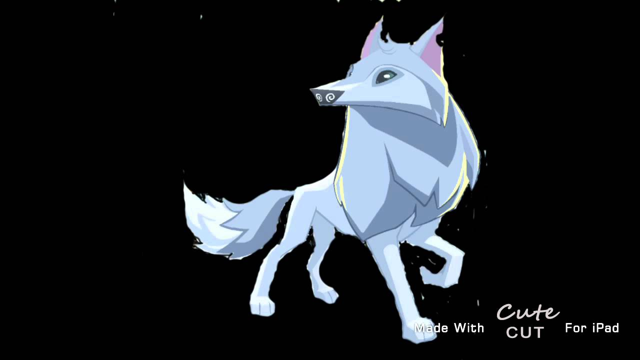 How to draw a arctic wolf animal jam style sparklepandarainbo how to draw a arctic wolf animal jam style sparklepandarainbo ccuart Choice Image