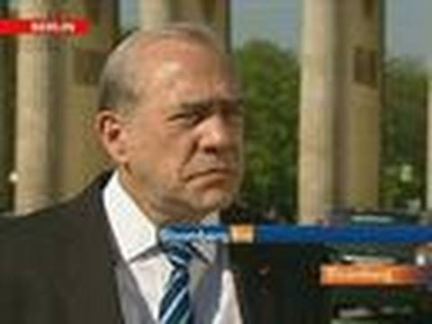 OECD's Gurria Warns Greek Crisis Spreading 'Like Ebola'