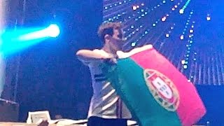 HARDWELL | UNITED WE ARE - MEO ARENA 2015