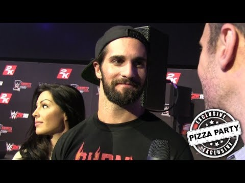 Seth Rollins Interview: Full Shield Reunion, WWE 2K18, Taking Over WWE & More