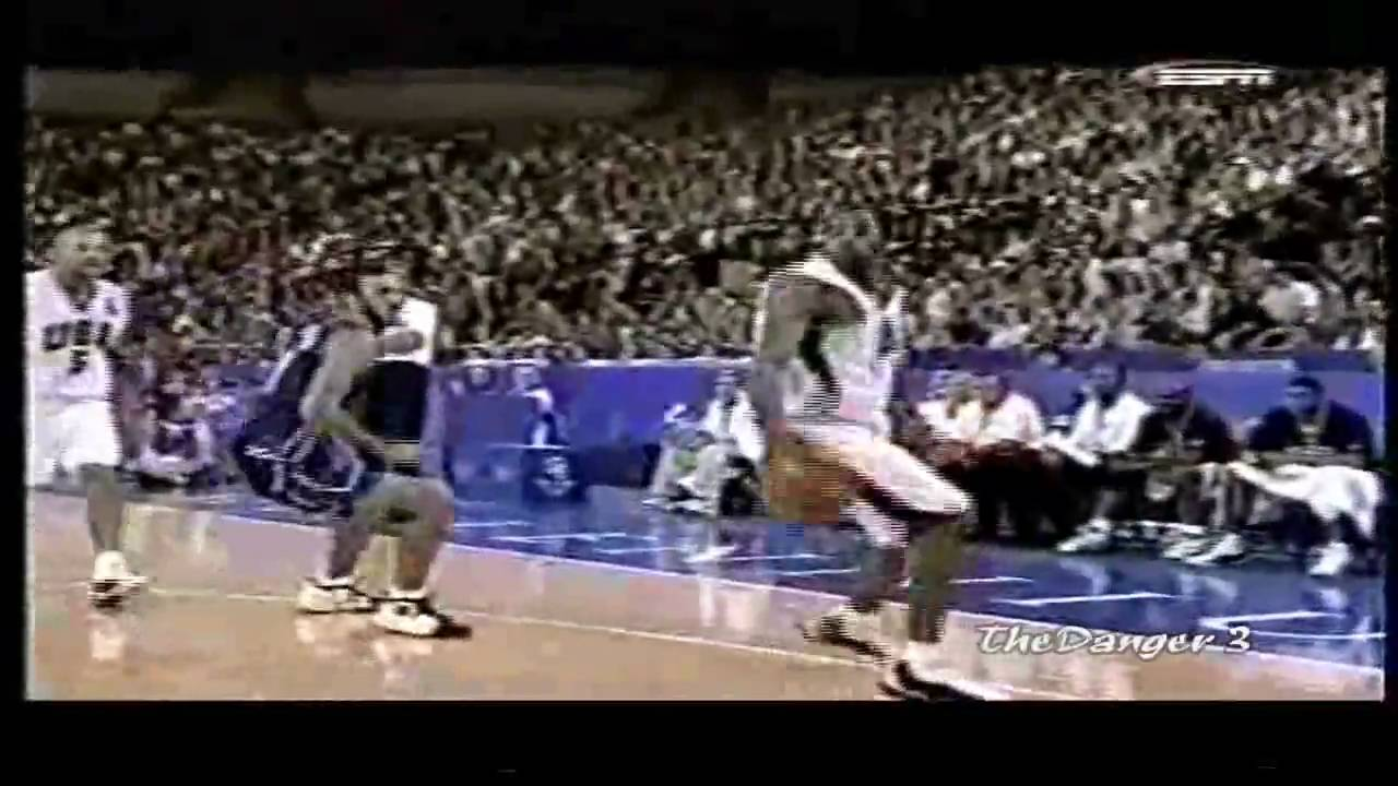 720,vince carter olympics, slam dunk - YouTube