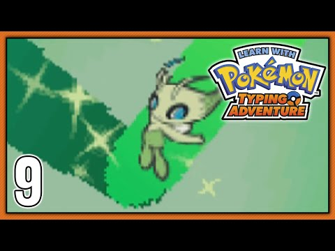 Learn with Pokémon: Typing Adventure - Episode 9